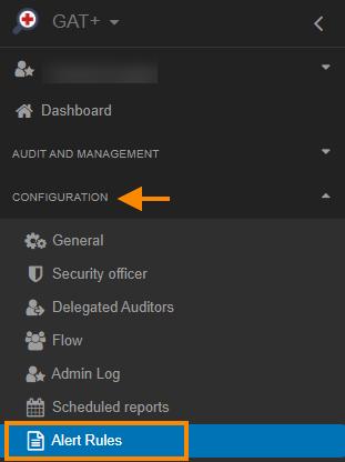 GAT+ | Alert for Email Delegation from Google Users 2