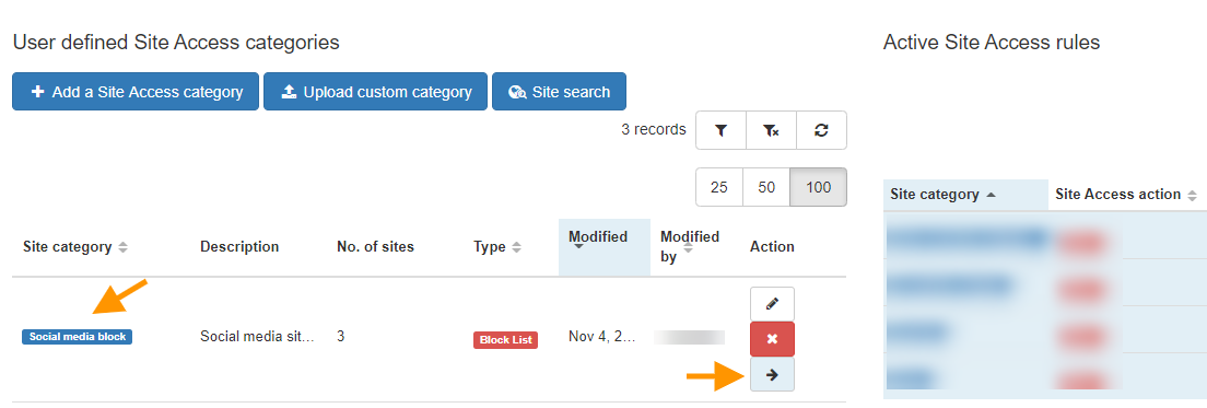 GAT Shield: Automatically Block URL Sites | Site Control 3
