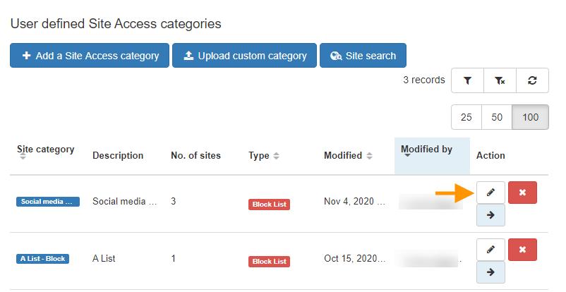 GAT Shield: Automatically Block URL Sites | Site Control 7