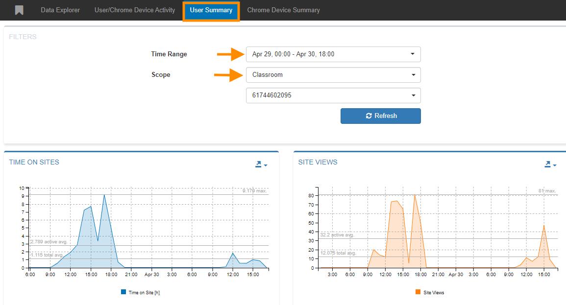 GAT Shield | Monitor Google Classroom Browsing Activity 2