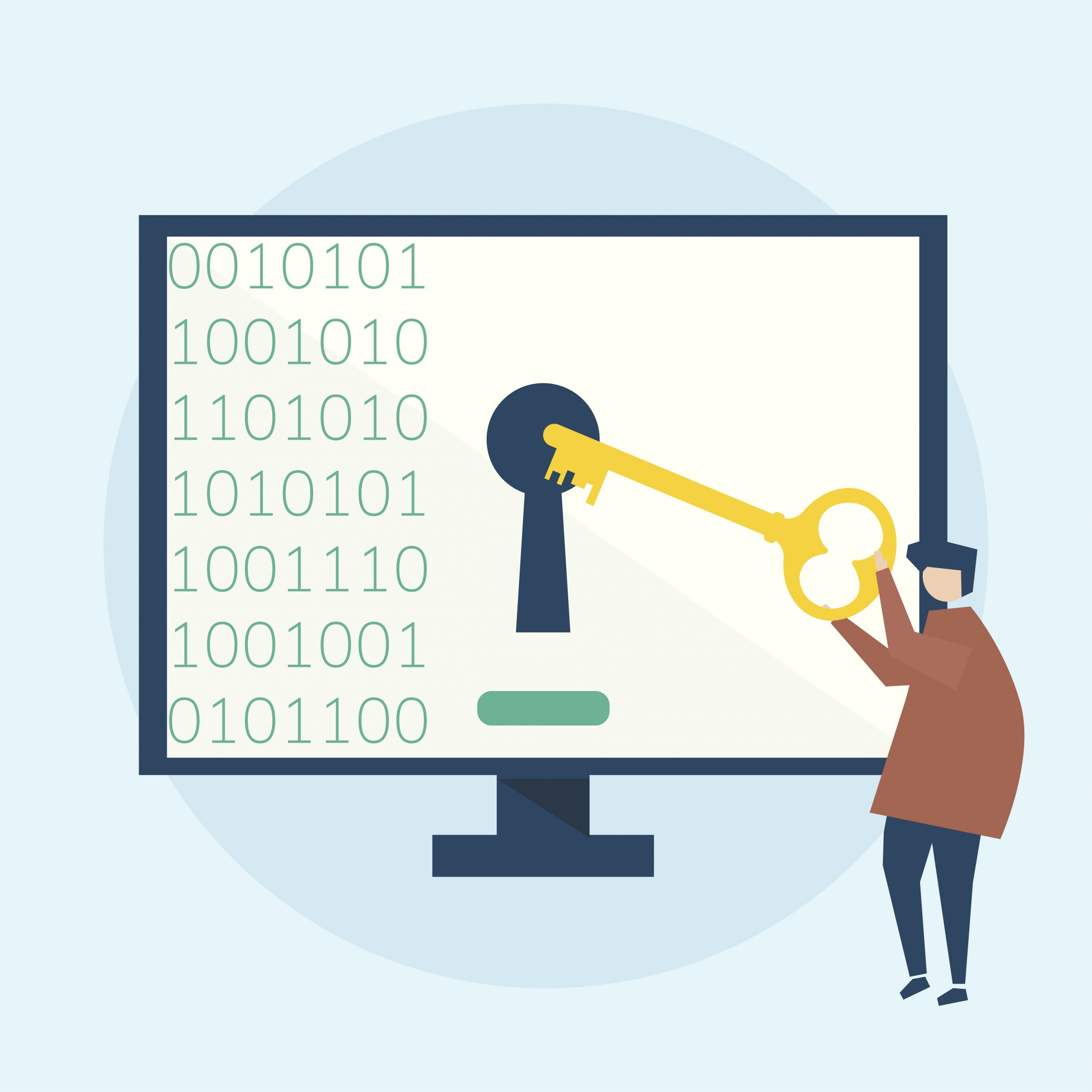 Zero trust for remote work security