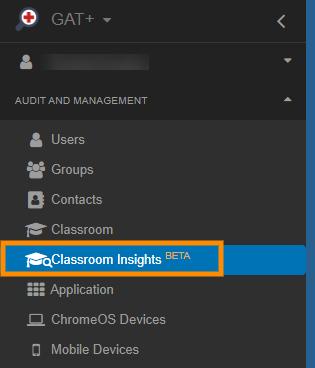 Google Classroom Insights (Beta) 1