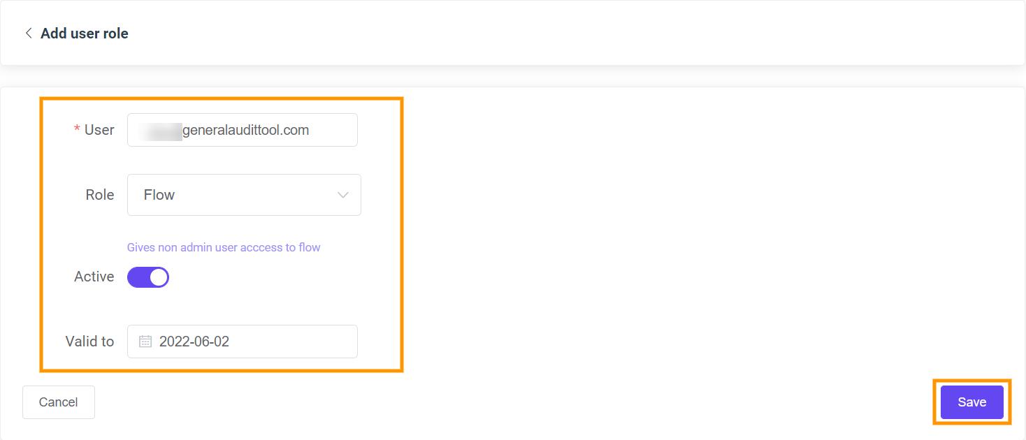 GAT Flow | Delegate Access to a Non-Google Admin 3