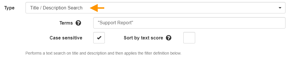 GAT+   Apply a Search Filter in Google Drive Audit 7