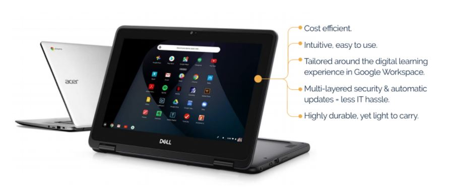 Chromebook Benefits