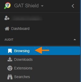 GAT Shield | Browsing Behaviour Flow 1