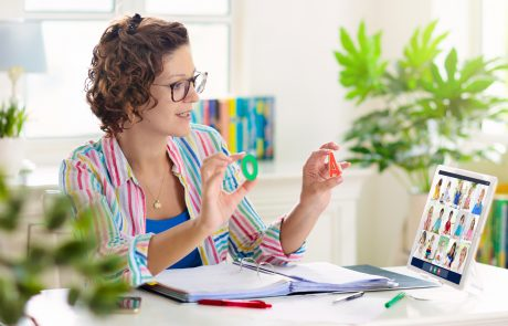 Online Teaching in Google Workspace