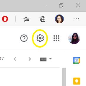 Whitelist domain in Gmail