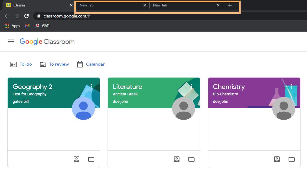 Teacher Assist | Set Lock Tab in Google Classroom Session 4