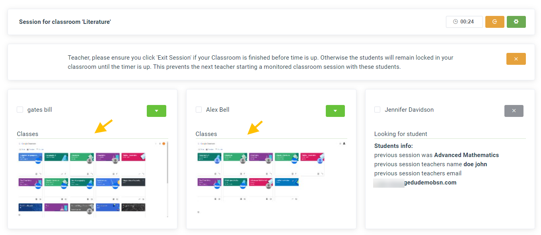 Teacher Assist | Preparing a Google Classroom session 7