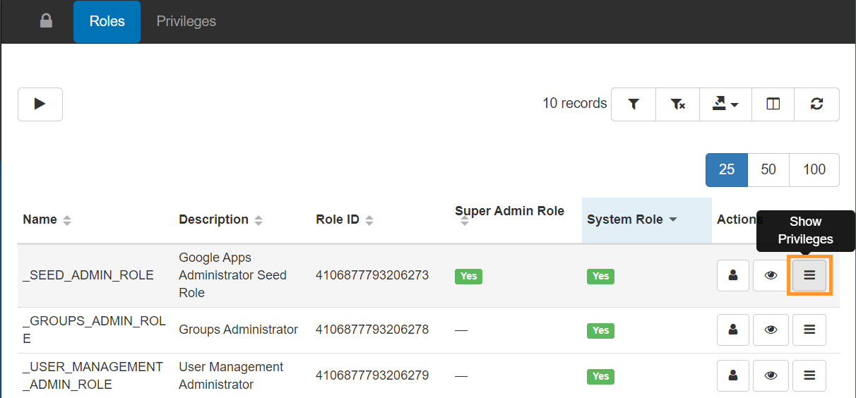 GAT+ | User Roles and Privileges within Google Workspace Admin Console 3