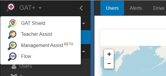 Accessing GAT labs Suite of Tools (GAT+, GAT Flow, Management Assist, Teacher Assist) 2