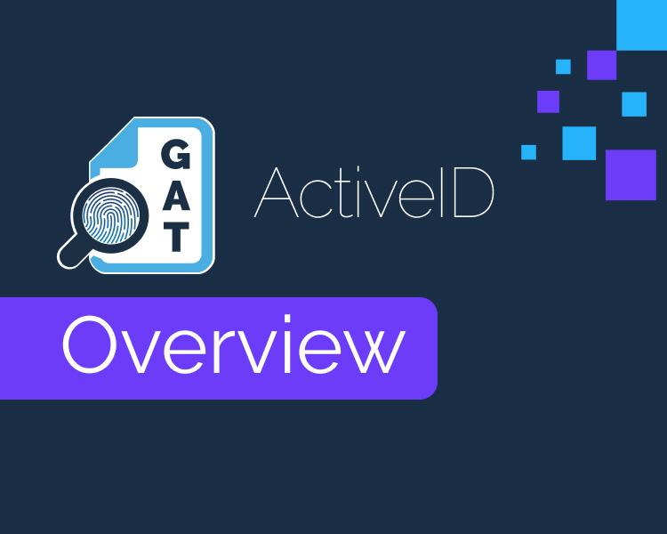 ActiveID Overview 4