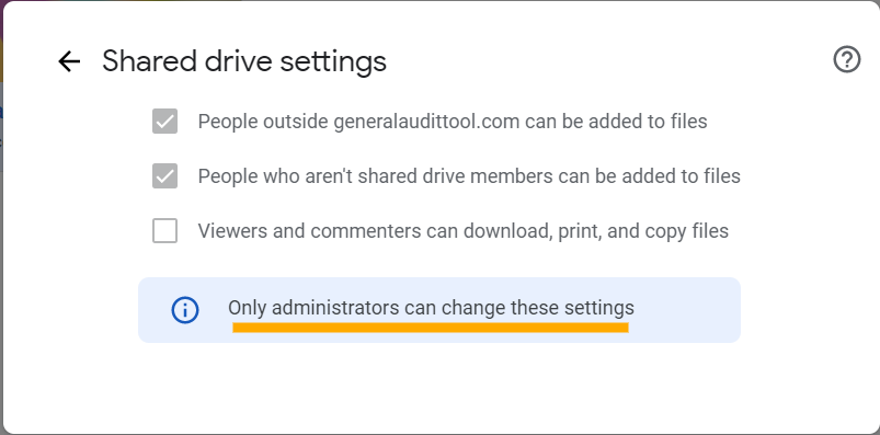GAT +   Modify Manager Sharing Settings in Shared Drives 2