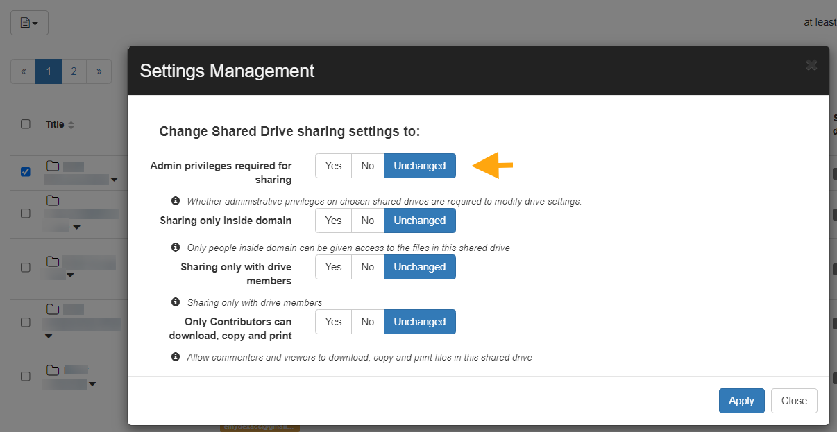 GAT +   Modify Manager Sharing Settings in Shared Drives 1