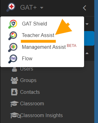 Teacher Assist | How To Block Students Selected URL's 1