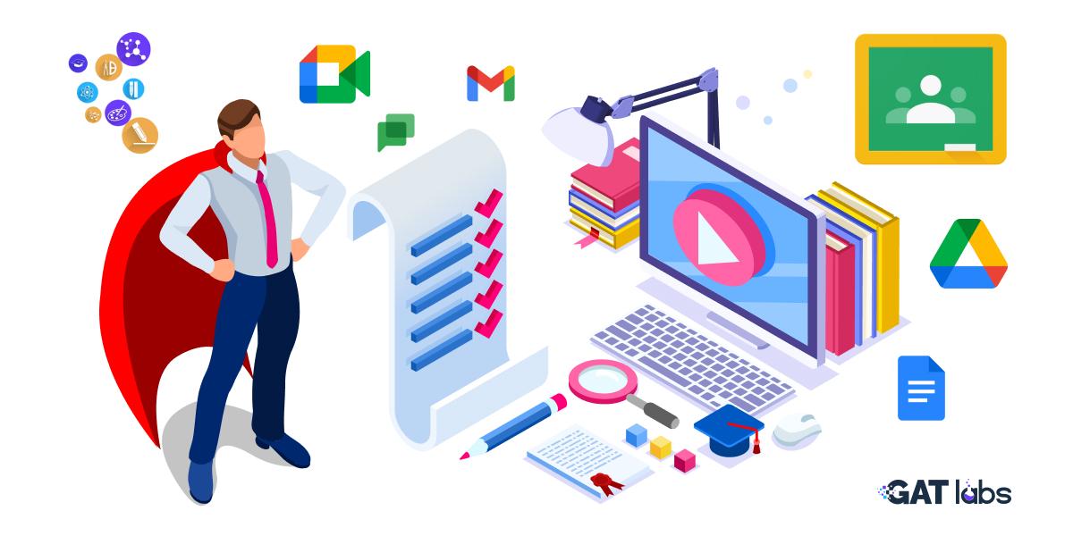 Google Classroom Audit Checklist